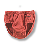 Infant Washed Diaper Cover