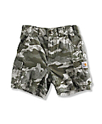 BOY'S CAMO RIPSTOP SHORT