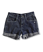 GIRL'S DENIM SHORT