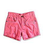 GIRL'S ROLL UP SHORT