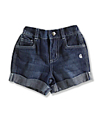 INFANT GIRL'S DENIM SHORT