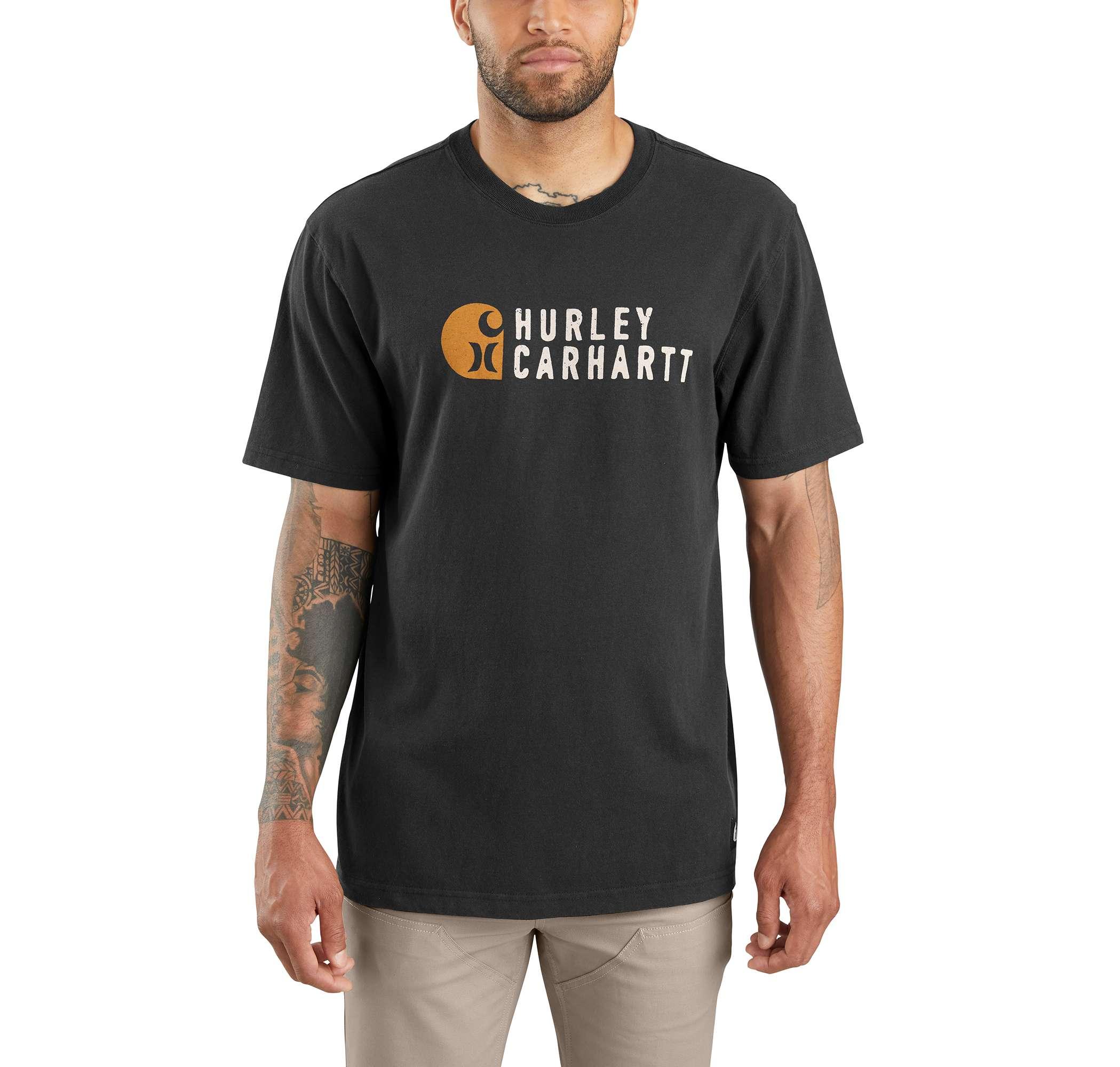 Carhartt Hurley x Carhartt men's graphic t-shirt