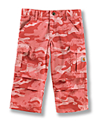 "Girls ""Camo Print"" Cropped Pant"