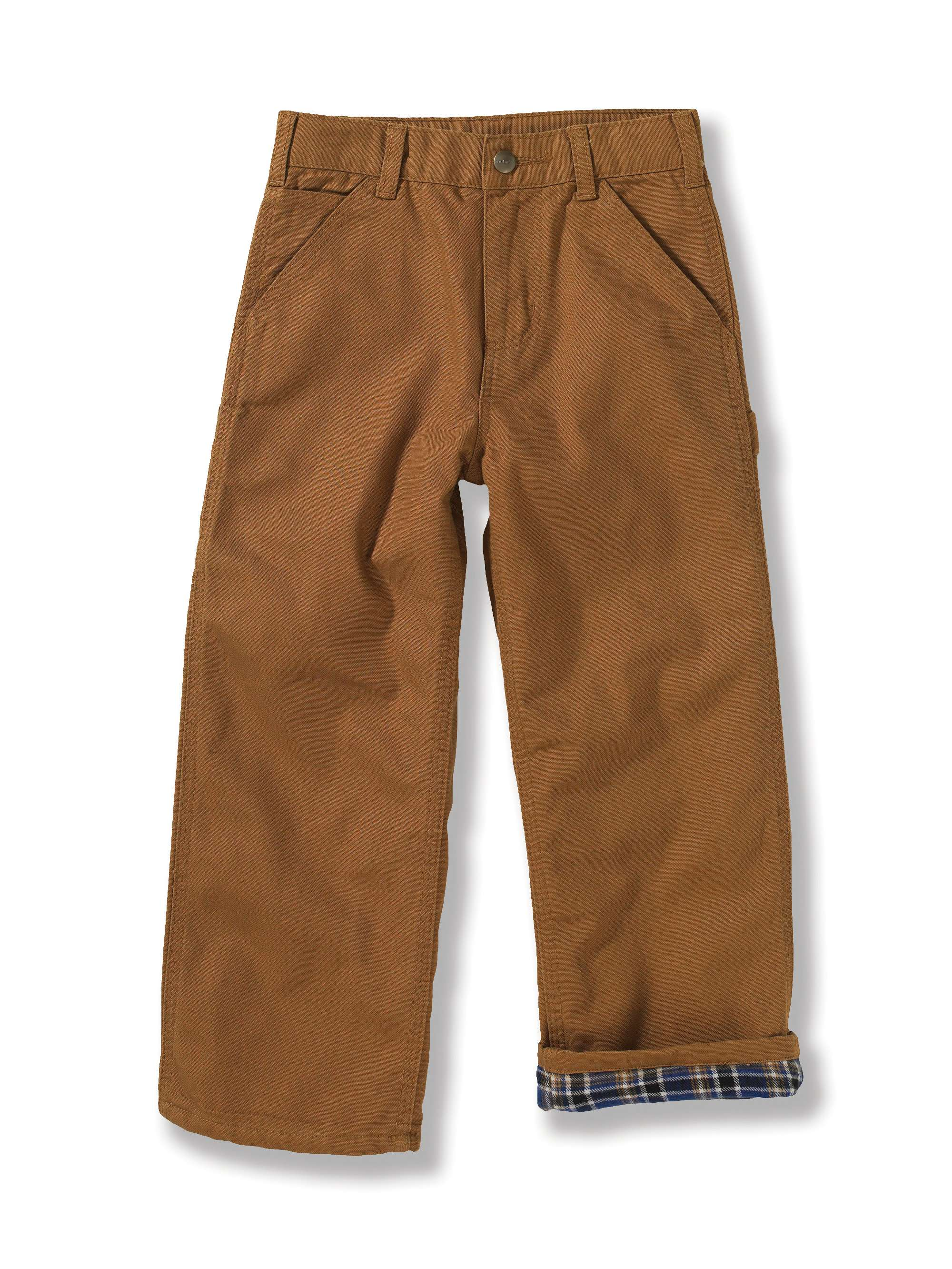 Carhartt Canvas Dungaree Flannel-Lined