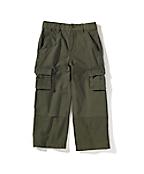 Boy's Washed Cargo Pocket Pant