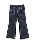 Girls Fashion Denim Pant