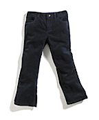 Girls 5 Pocket Uncut Cord Pant