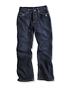 Girls' Washed 5-Pocket Denim Jean