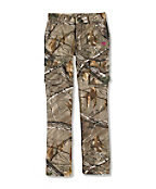 Girl's Washed Printed Realtree Xtra™ Pant
