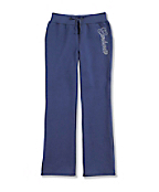 Girl's Brushed-Fleece Pant
