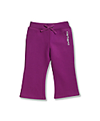 Infant/Toddler Girls' Brushed Fleece Pant