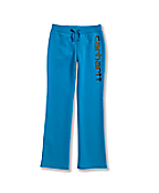 Girls' Brushed Fleece Pant