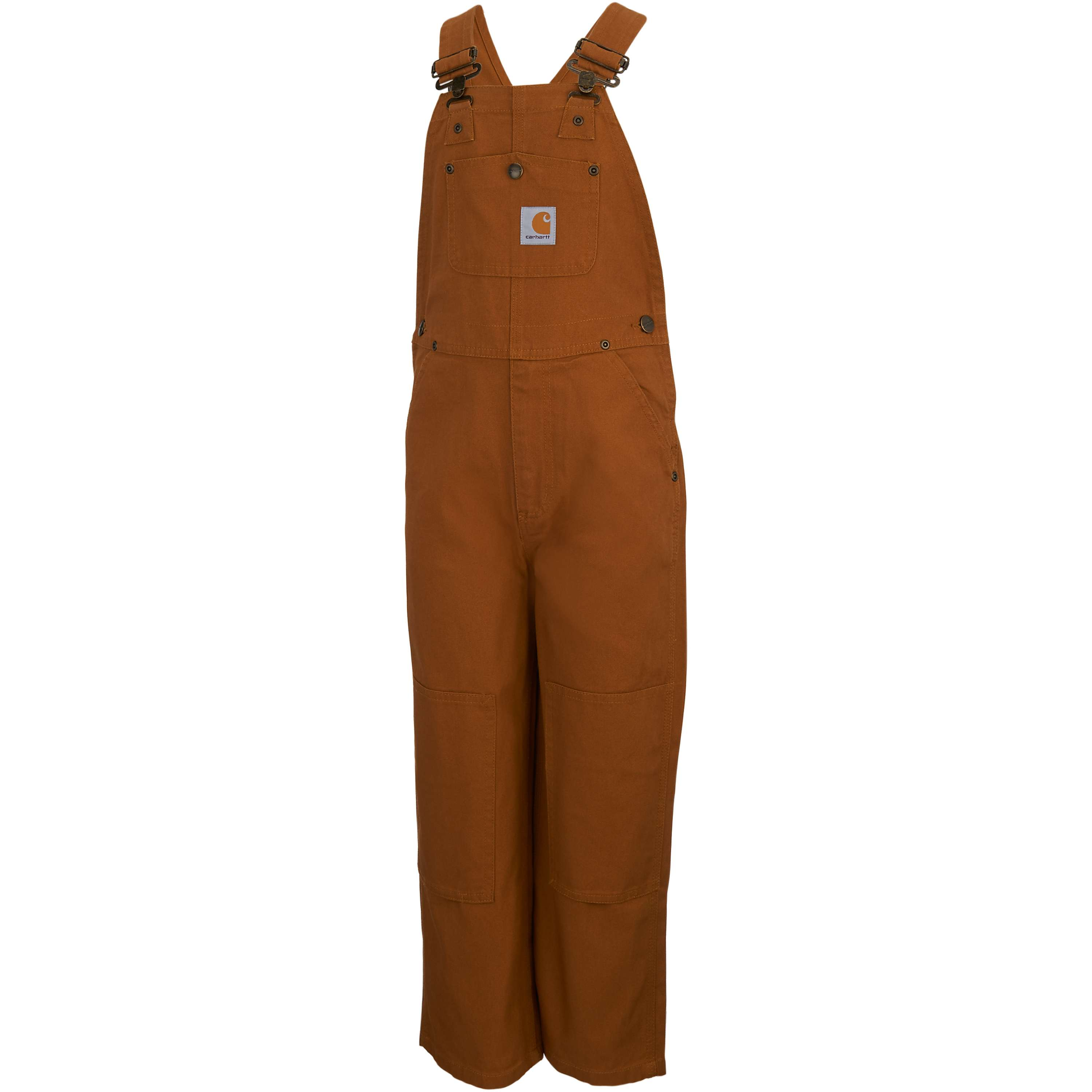 Carhartt Duck Washed Bib Overall Sizes 4-7