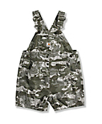 INFANT BOY'S CAMO RIPSTOP SHORTALL