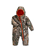 Infant/Toddler Boys' Camo Snowsuit
