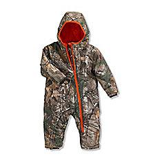 Infant/Toddler Boys' Camo Snowsuit