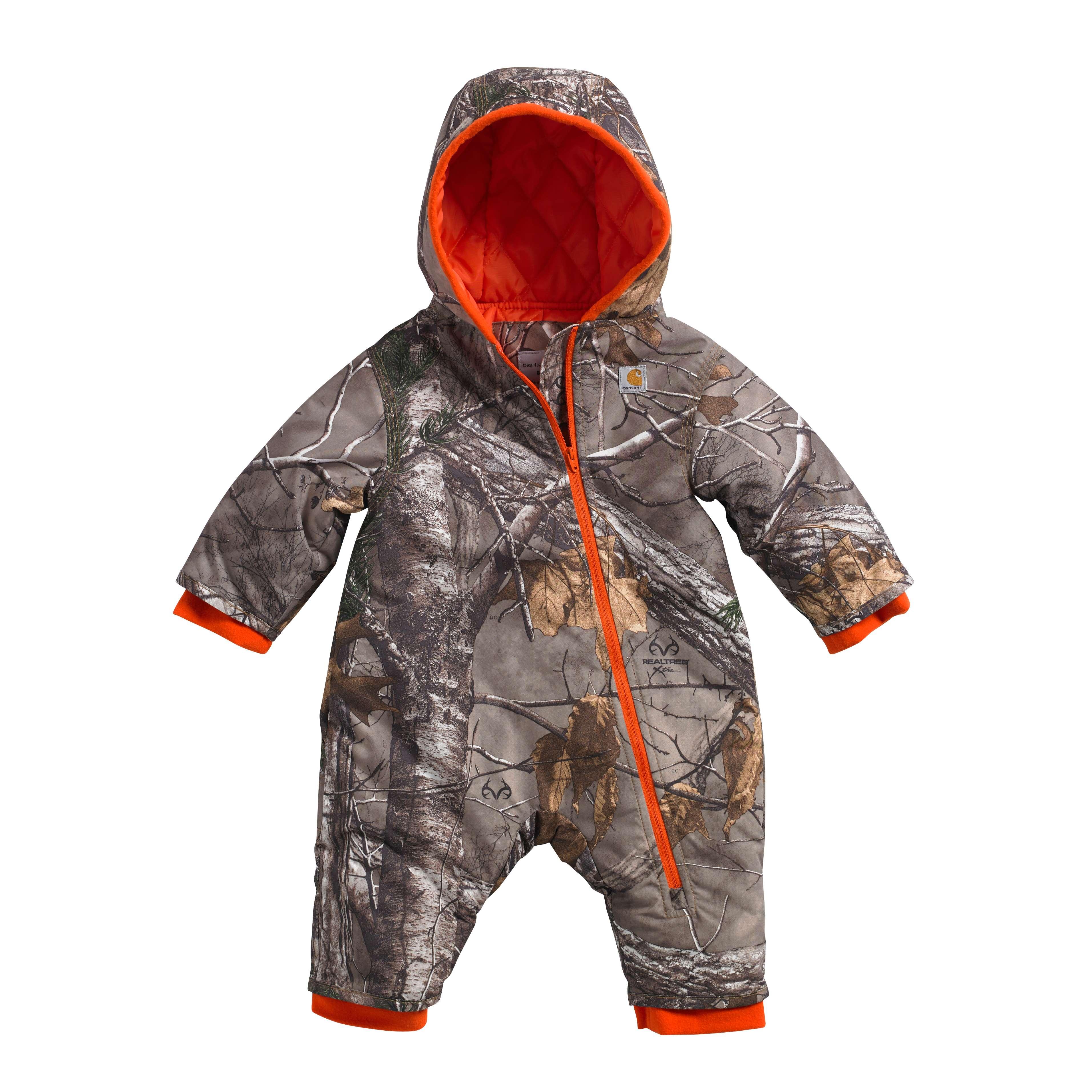 Carhartt Infant/toddler Camo Snowsuit photo