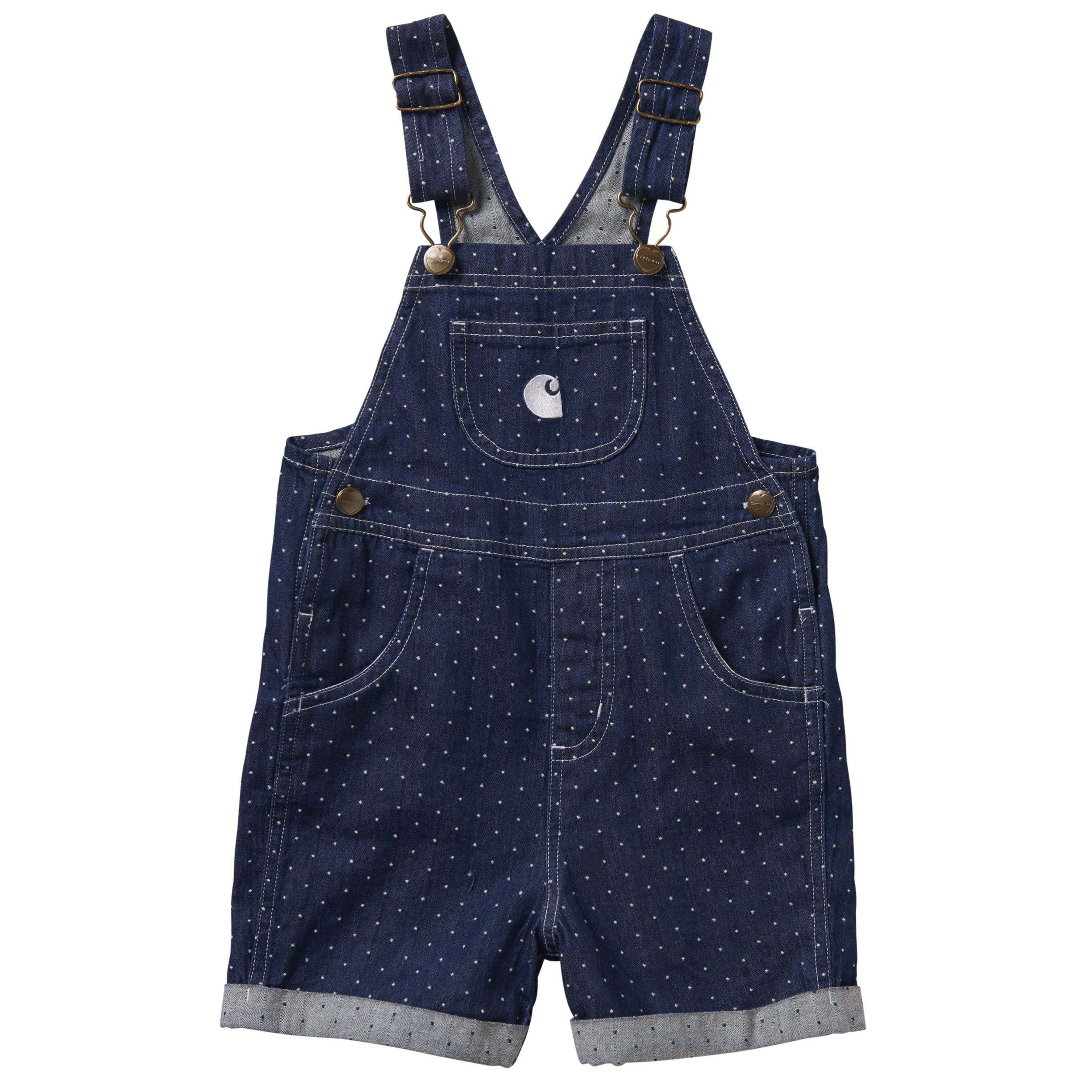 Carhartt Denim Dobby Shortall