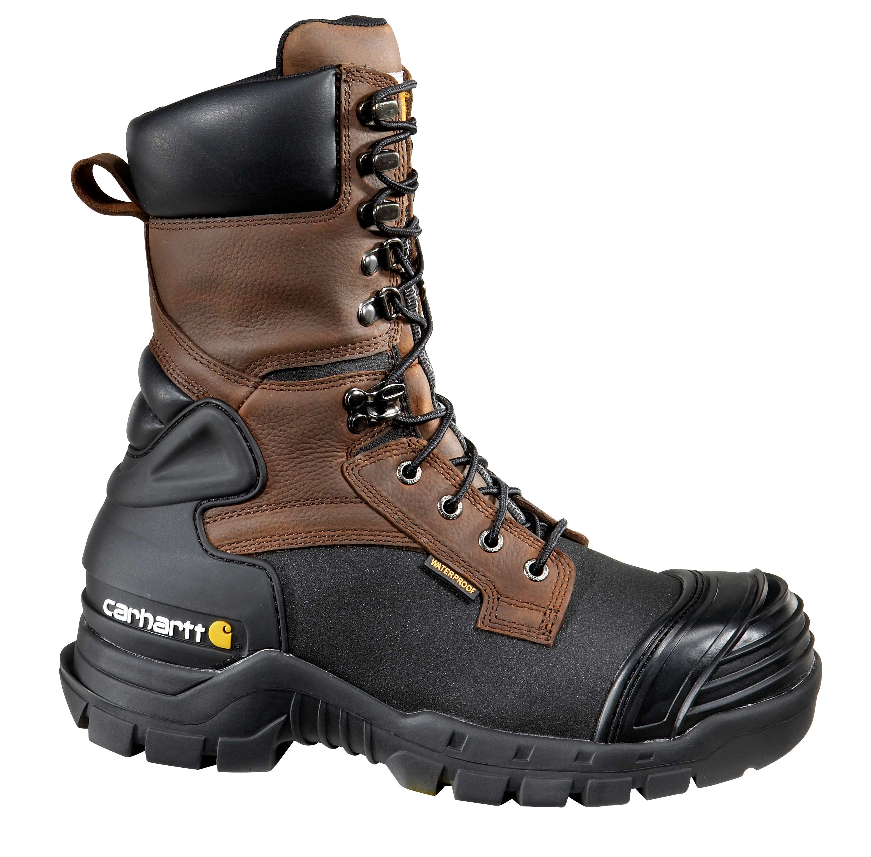 10-Inch Insulated Composite Toe Pac Boot