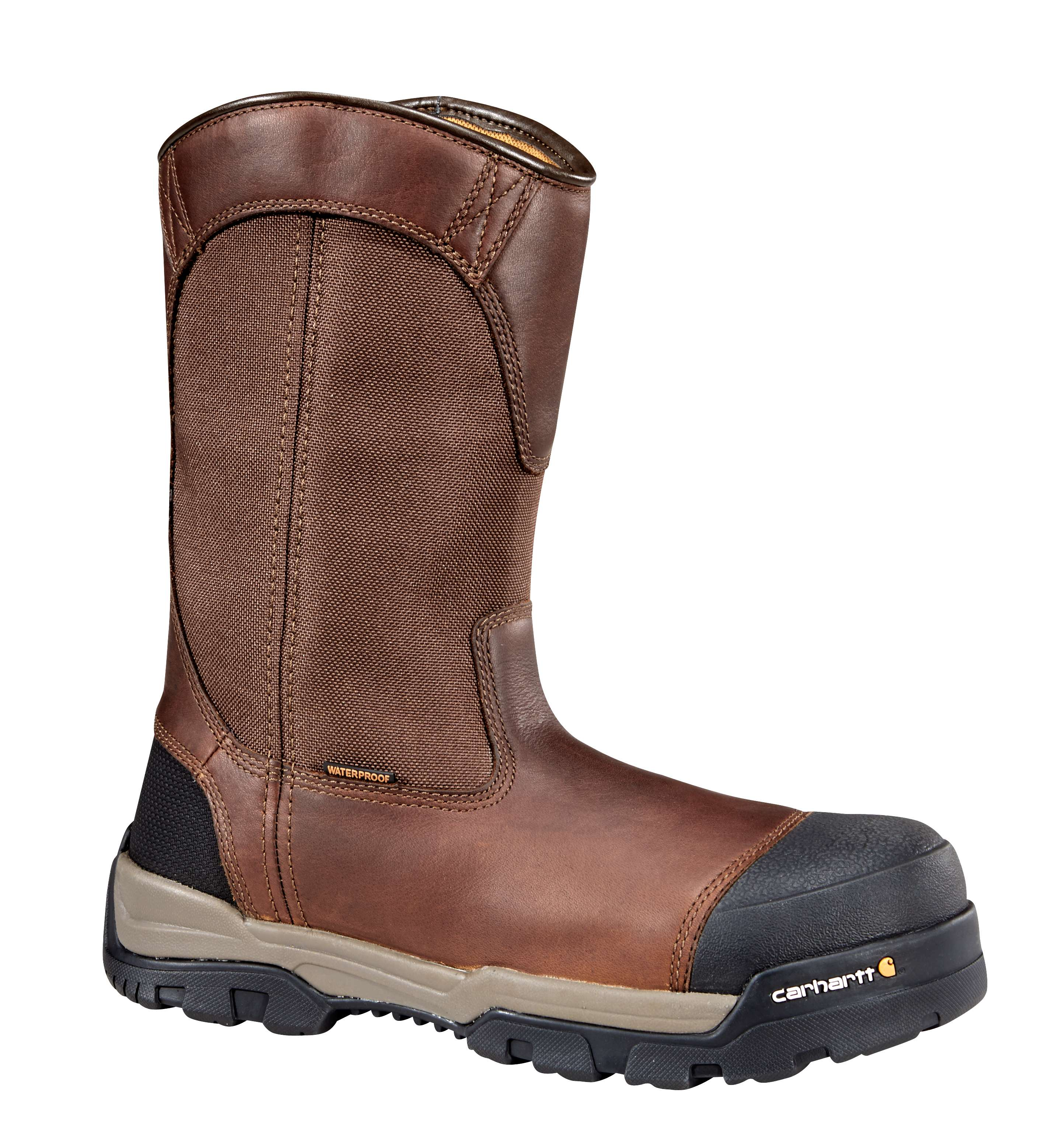 Carhartt Ground Force 10-inch Composite Toe Wellington Boot