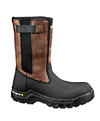 Men's 10-Inch Wellington Rugged Flex™ Composite Toe Waterproof Wellington Boot