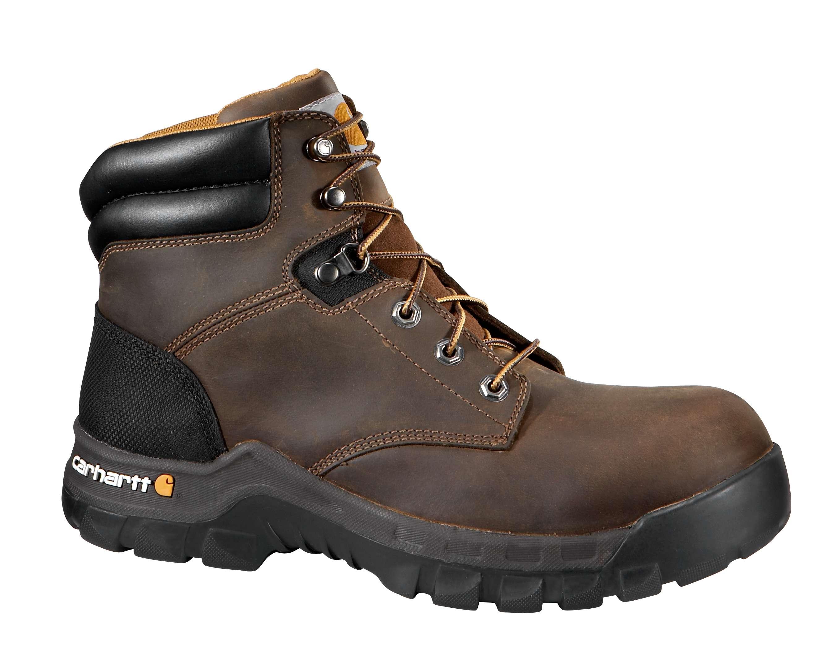 Carhartt Rugged Flex 6-Inch Composite Toe Work Boot