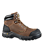 Men's 6-inch Brown Rugged Flex™ Brown Waterproof Boot