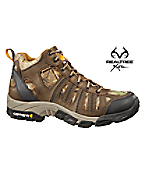 Men's Lightweight Brown/Camo Waterproof Composite Toe Work Hiker Boot