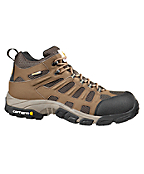 Men's Lightweight Mid-Rise Hiker/Safety Toe