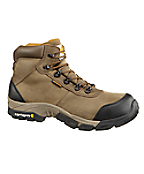 Men's Lightweight Bal Brown Waterproof Work Hiker/Composite Toe