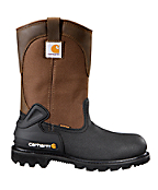 Men's CSA Waterproof Insulated Steel Toe Wellington Boot