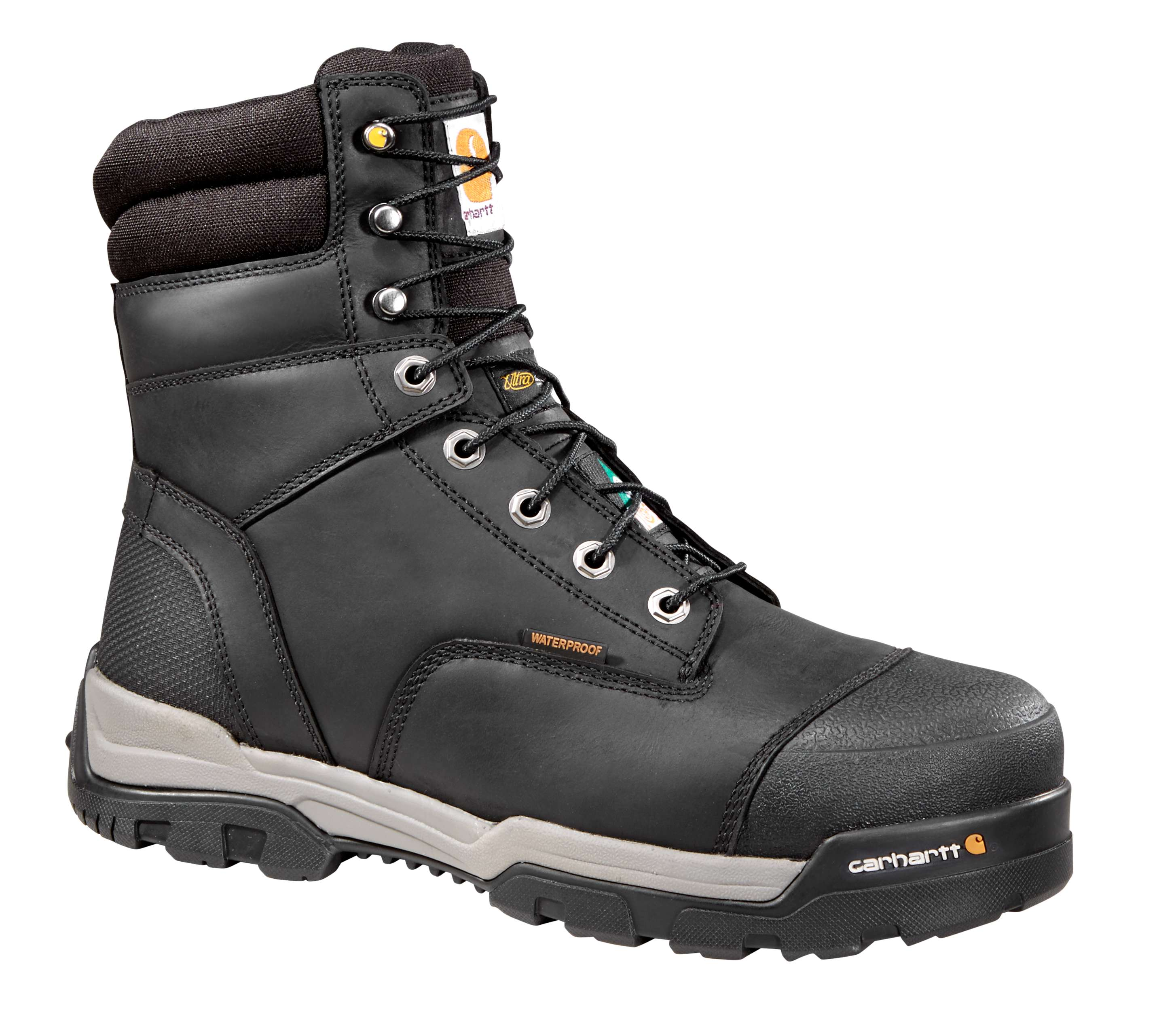 Carhartt Ground Force 8-Inch Insulated Composite Toe CSA Work Boot
