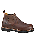 Men's 4-Inch Twin Gore Work Boot/Safety Toe