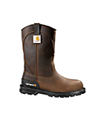 Men's 11-Inch Unlined Non-Safety Toe Wellington Boot