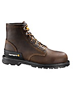 Men's 6-Inch Unlined Work Boot/Safety Toe