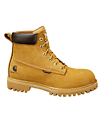 Men's 6-Inch Nubuck Leather Boot/Safety Toe