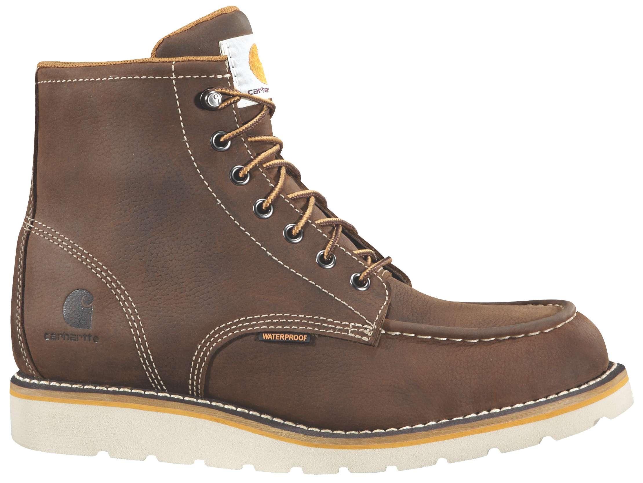 Carhartt 6-Inch Steel Toe Wedge Boot