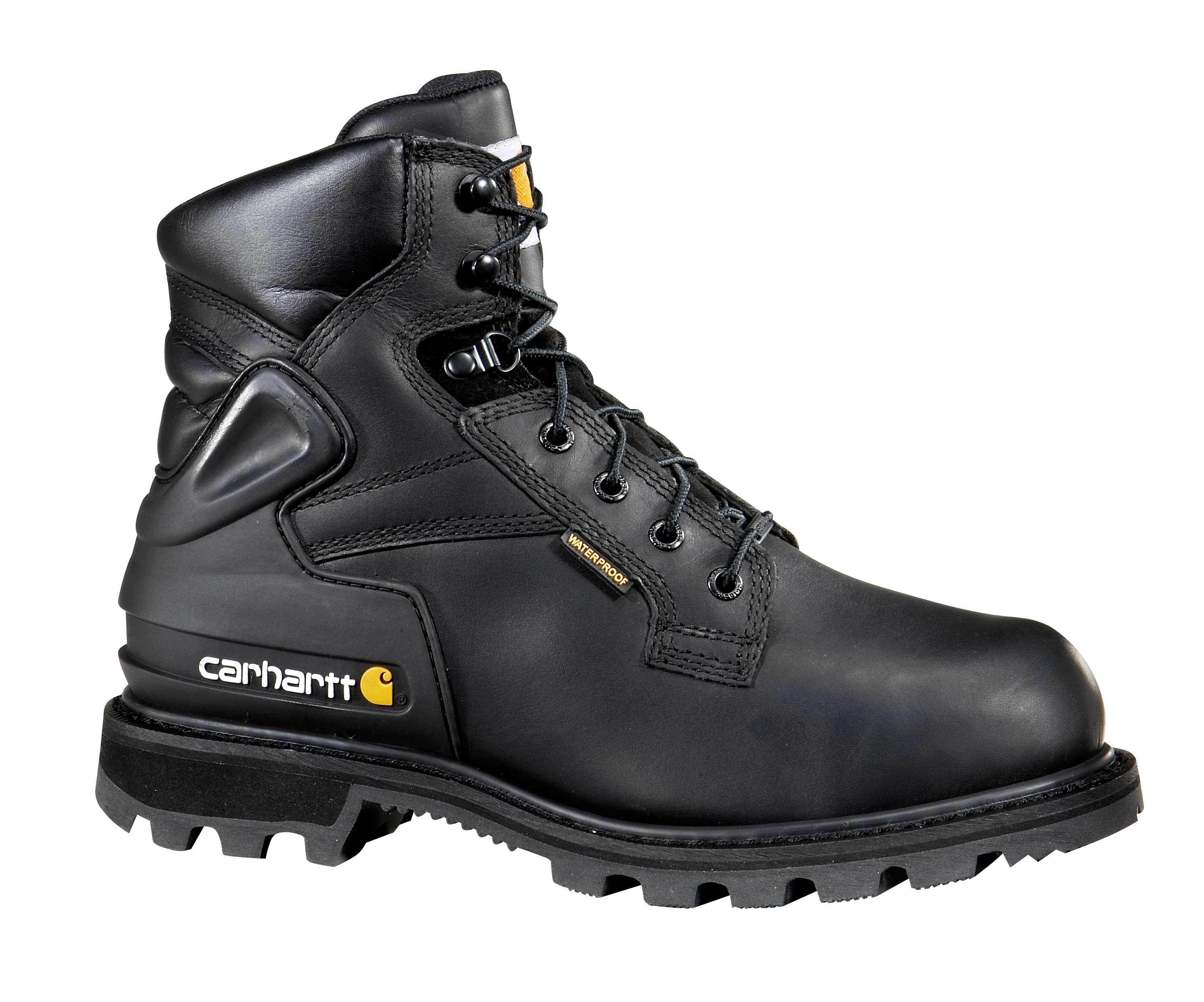 Carhartt 6 Inch Internal Met Guard Steel Toe Work Boot