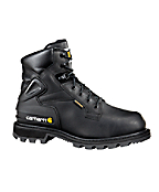 Men's 6-Inch Internal Met Guard Boot/Safety Toe