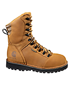 Men's 8-Inch Insulated Leather Boot/Non-Safety