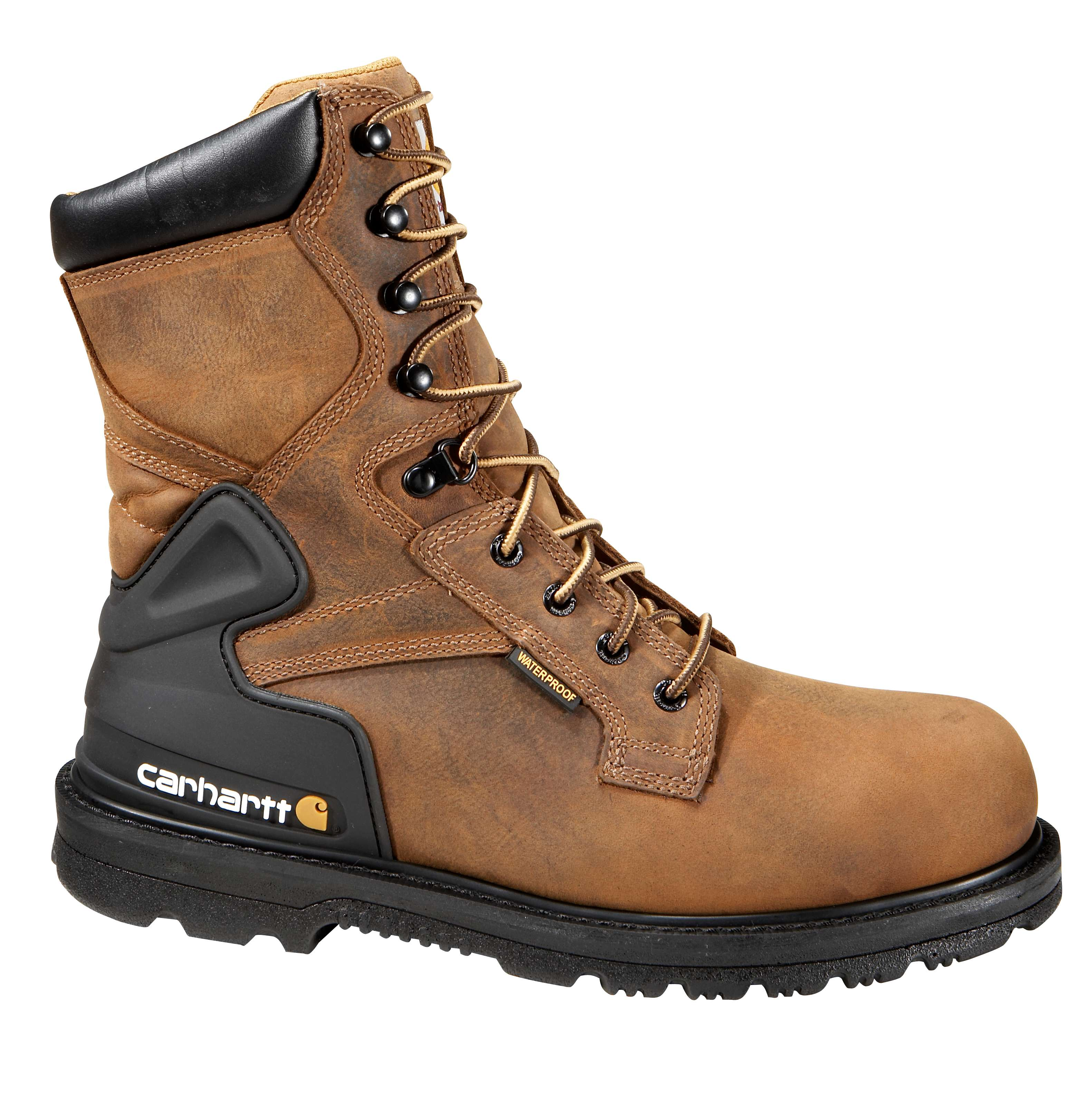 Carhartt 8-Inch Steel Toe Work Boot