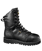 Men's 8-Inch Insulated Leather Boot/Safety Toe