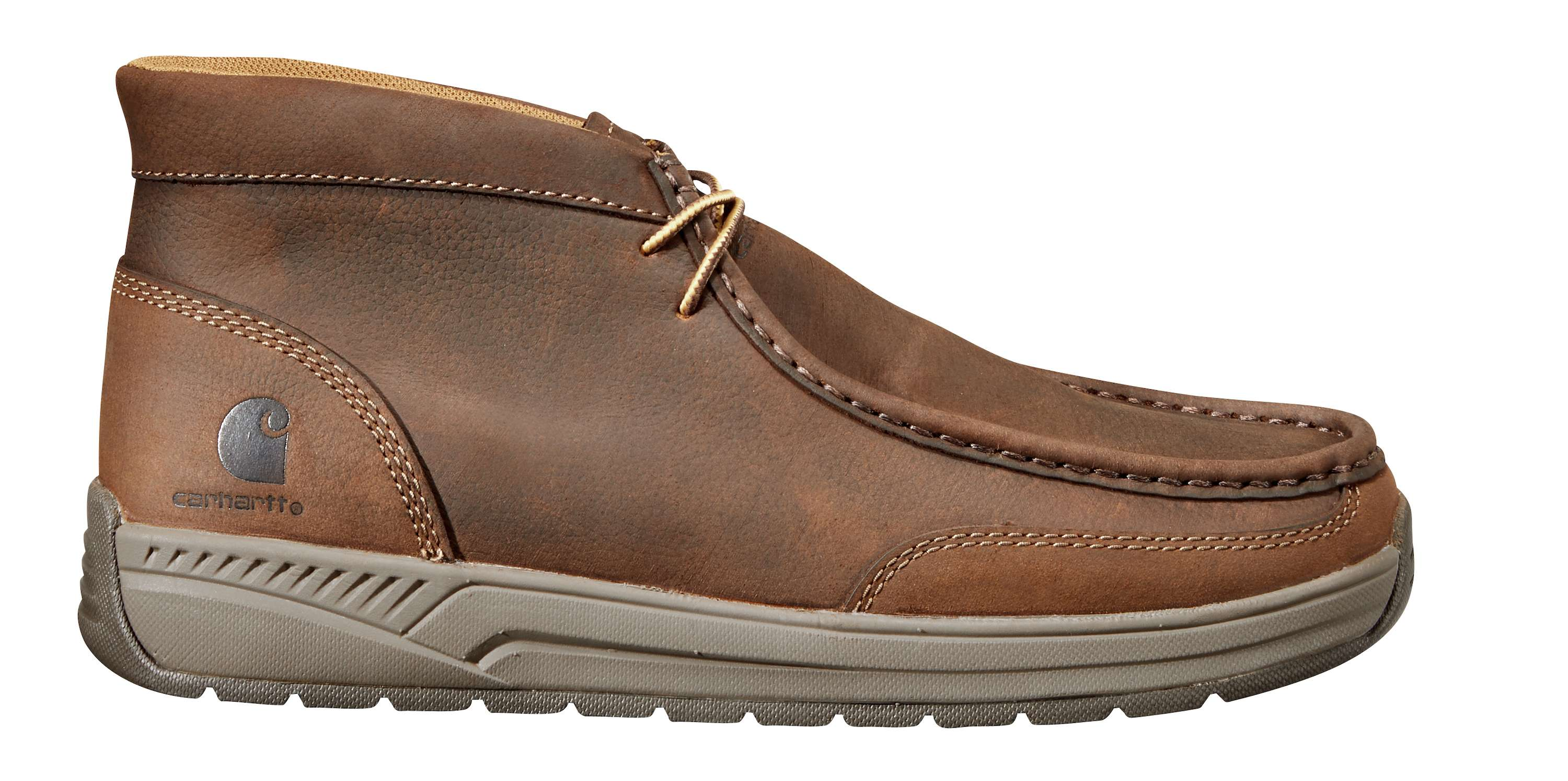 4-Inch Lightweight Non-Safety Toe Wedge Chukka