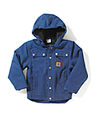 Infant Boy's Rancher Jacket � Quilted-Flannel Lined