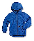 BOY'S Packable Hooded Rain Jacket