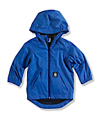 BOY'S Infant/Toddler Packable Hooded Rain Jacket