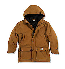 Boys Quick Duck® Woodward Parka