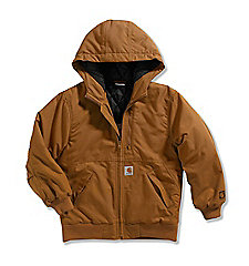 Boys' Outerwear Quick Duck Jacket
