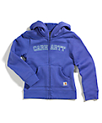 Girls Cozy Zip Jacket