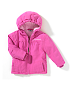 Infant Girl's Dakota Jacket - Sherpa Lined